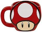 Toad Mushroom - Taza de café, diseño de Super Mario Bros Nintendo Collectible