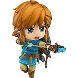 JHZTOY La Leyenda de Zelda: Breath de Salvajes: Link Toys articulado de Vinilo...