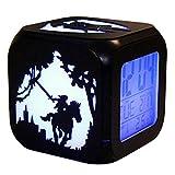 Reloj Despertador Electrónico Para El Tema De The Legend of Zelda,...