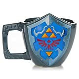 Paladone Hylian Shield Legend of Zelda Coffee Mug