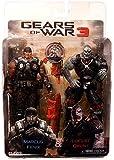 Gear Of War 2 NECA Gears of War 3 Exclusive Action Figure 2Pack Marcus Fenix...