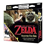 Nintendo Legend of Zelda Collector's Fun Box with Pin *English Version Trading