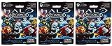 Mega Bloks Halo (3 Packs) Charlie Series Mini Figure Blind Bags (Total of 3...