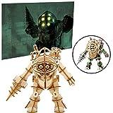 Bioshock Big Daddy - Juego de rompecabezas de madera y modelo 3D (117 piezas)...