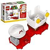 LEGO Kit de construcción Super Mario™ 71370 Pack Potenciador: Mario de Fuego...