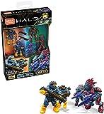 Figura de Accion Mega Construx Halo Serie del Equipo de Fuego