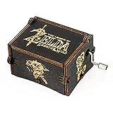 Romely´s Gift Store Caja Musical Legend of Zelda (Dark)
