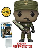 Funko Pop Games: Halo - Sergeant Johnson CHASE Variant Limited EditionVinyl...