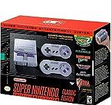 Super Nintendo SNES Classic Mini Consola, color Gris - Classics Edition