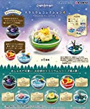 THIRD PARTY - Set De 6 Figurine Pokemon Pokeball Terrarium Serie 4 -...