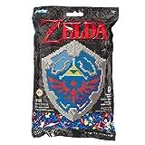 Perler 80 – 11125 Nintendo's The Legend of Zelda Hylian Shield patrón y...