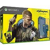 Consola Xbox One X 1TB Cyberpunk 2077 - Xbox One X + Cyberpunk 2077 Edition