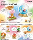 Re-Ment Miniatura Star Kirby Pupupu Seasons Terrario Set completo 6 paquetes