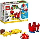 LEGO Kit de construcción Super Mario™ 71371 Pack Potenciador: Mario Aviador...