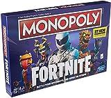 Monopoly: Fortnite Edition Juego de Mesa Inspirado en Fortnite Videojuego de 13...