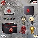Funko Pop Gears of Wars Collector's Box Exclusiva GameStop - Incluye 4 Pops, 1...
