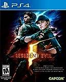 Resident Evil 5 - Standard Edition - PlayStation 4 vídeo juego