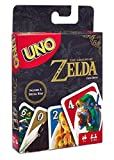 Juego de Cartas Uno de Zelda, Edición Exclusiva con Regla Especial