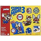 Perler Beads Super Mario Crafts Mega Activity Kit, 4013 pcs