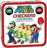 Super Mario Damas / Tres en Raya