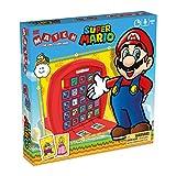 Parte Superior Trumps Super Mario Match - Juego de Mesa, Color Azul