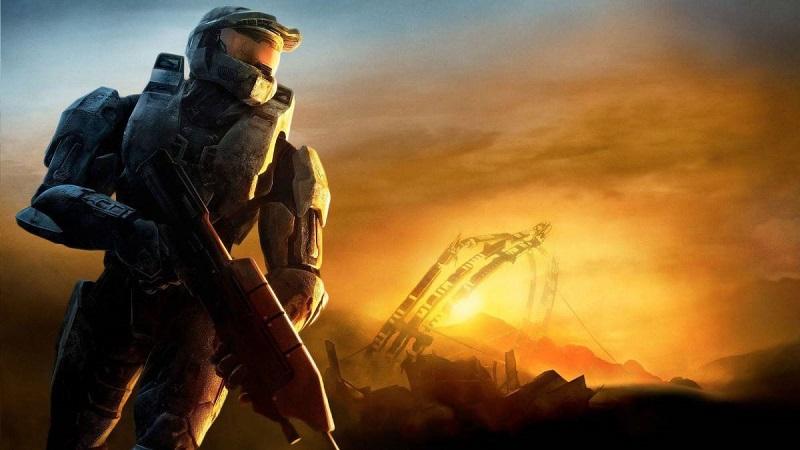 Portada de Halo 3