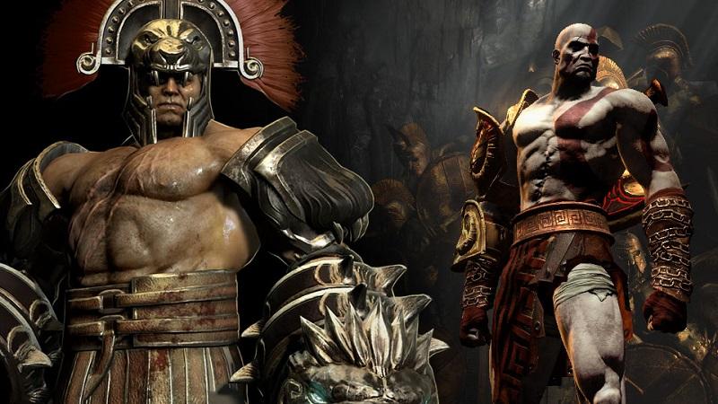 Kratos vs Hércules