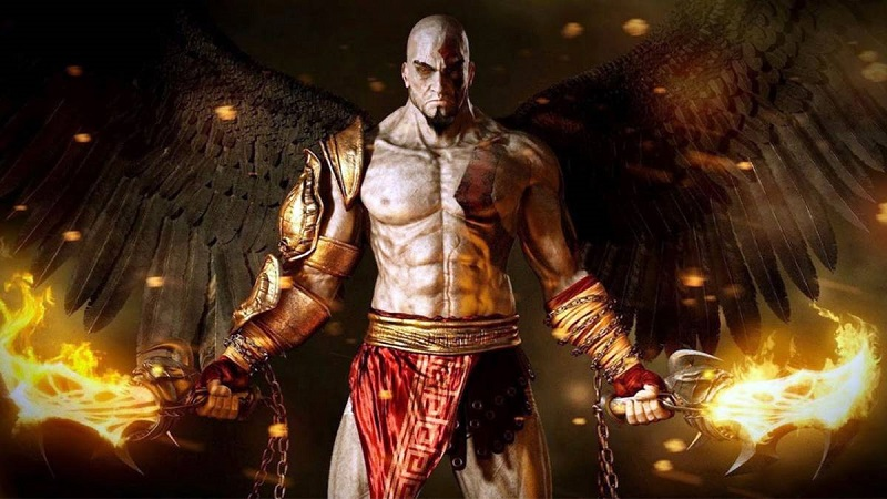 Portada God of War 3