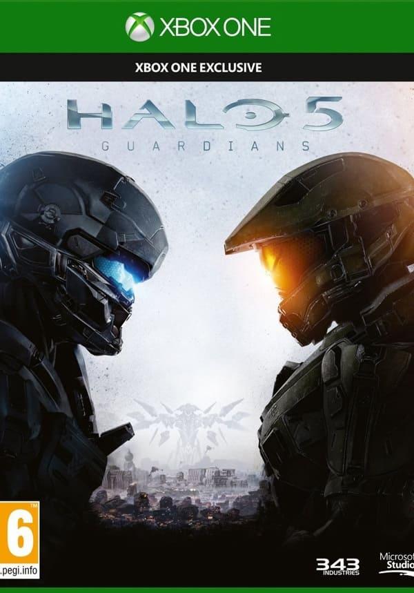 Trama Halo 5