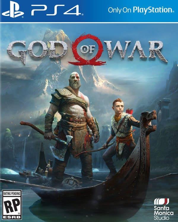 trama god of war 4