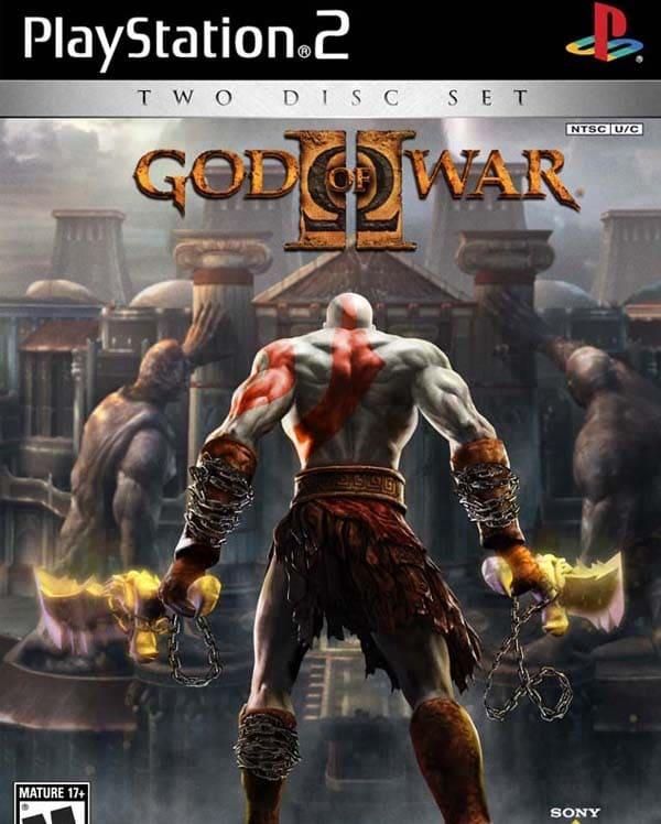 trama god of war 2