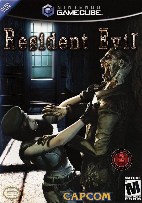 trama resident evil remake