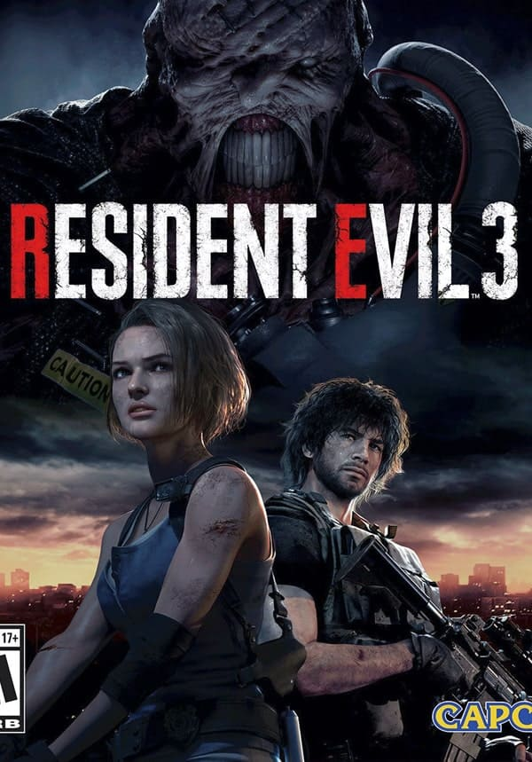 trama resident evil 3 remake