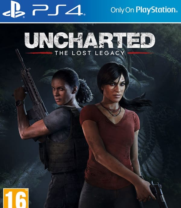 trama uncharted lost legacy