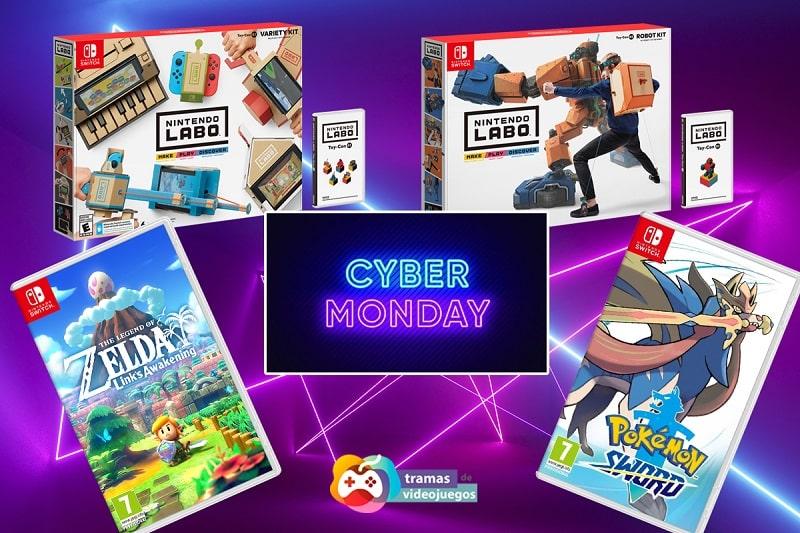 Nintendo CyberMonday